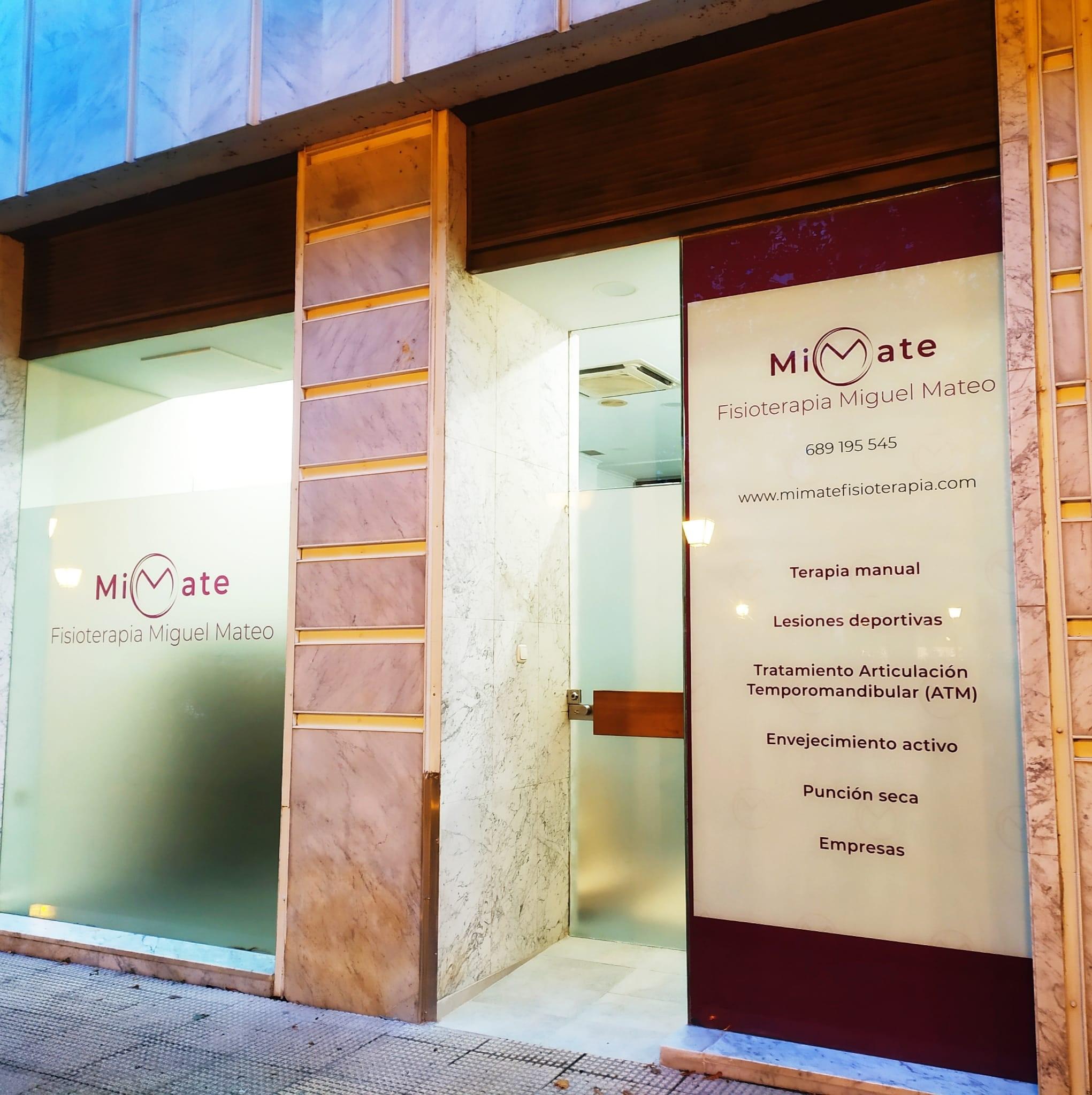 MiMate Fisioterapia Vitoria-Gasteiz
